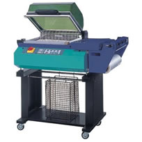 All In One Shrink Chamber and L-Bar Sealer
