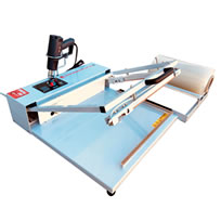 L-Bar sealer Desk top model